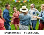 leisure  holidays  fun and... | Shutterstock . vector #591560087