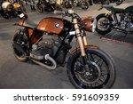 budapest motorcycle festival ... | Shutterstock . vector #591609359