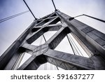 details on the san francisco... | Shutterstock . vector #591637277