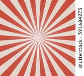 red and white color burst with... | Shutterstock .eps vector #591684275