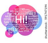 """the words """"hi"""" compound in the... 