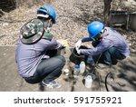 nakhon ratchasima  thailand  ... | Shutterstock . vector #591755921