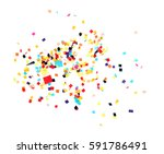 flat design element.abstract... | Shutterstock . vector #591786491