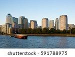 eastern london has turn over... | Shutterstock . vector #591788975