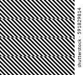 vector seamless pattern.... | Shutterstock .eps vector #591829814