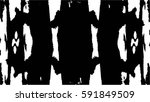 grunge black and white urban... | Shutterstock .eps vector #591849509