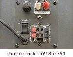 background textured backside... | Shutterstock . vector #591852791