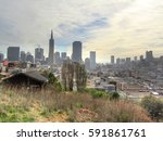 san francisco  california | Shutterstock . vector #591861761