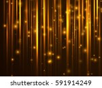 abstract lights background.... | Shutterstock .eps vector #591914249