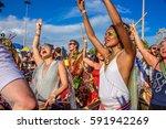 rio de janeiro  brazil  ... | Shutterstock . vector #591942269