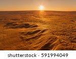 Martian Sunset Mars Planet Red - Fine Art prints