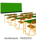 back to school | Shutterstock .eps vector #59201551