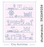 Vector City Activities...