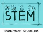 illustration of stem   science  ...