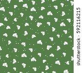 saint patrick's day seamless... | Shutterstock .eps vector #592116215