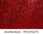 red glitter texture abstract... | Shutterstock . vector #592191671