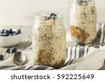 healthy homemade overnight oats ...