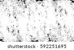 grunge black and white urban... | Shutterstock .eps vector #592251695