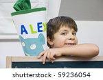 schoolboy | Shutterstock . vector #59236054