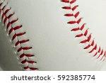 baseball texture background.    ...   Shutterstock . vector #592385774