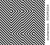 vector seamless pattern.... | Shutterstock .eps vector #592491014