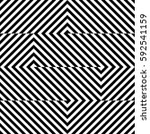 vector seamless pattern.... | Shutterstock .eps vector #592541159