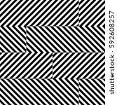 vector seamless pattern.... | Shutterstock .eps vector #592608257