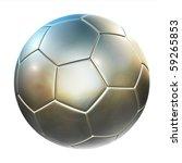 Shiny Football  Soccer Ball  O...