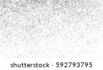 grunge overlay texture. vector... | Shutterstock .eps vector #592793795