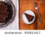 Dark Chocolate Cake  Directly...