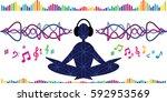 vector illustration of ... | Shutterstock .eps vector #592953569