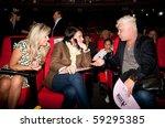 moscow   june 10  russian... | Shutterstock . vector #59295385
