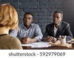 people  business  human... | Shutterstock . vector #592979069