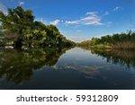 danube delta | Shutterstock . vector #59312809