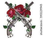 flintlock pistol scottish