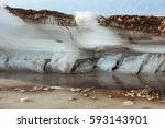 Ice Layer Melting.