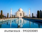 Agra Uttar Pradesh India Morning - Fine Art prints
