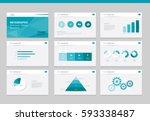 flat vector  set infographics...   Shutterstock .eps vector #593338487
