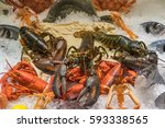Fresh Lobster And Seafood...