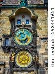 Astronomical Clock Prague Orlo...
