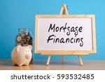 mortgage financing  financial