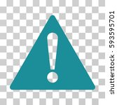 warning vector pictogram....