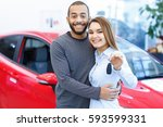 prepare to travel  handsome... | Shutterstock . vector #593599331