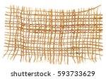 closeup of brown natural...   Shutterstock . vector #593733629