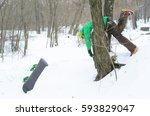 Winter Sports  Snowboarder...