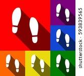 imprint soles shoes sign....