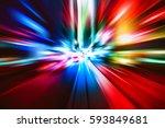 Explosion Lighting Effect