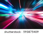 Lighting Speed Effect Background