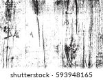 grunge old wood black cover... | Shutterstock .eps vector #593948165