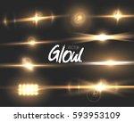 illustration of vector lens...   Shutterstock .eps vector #593953109